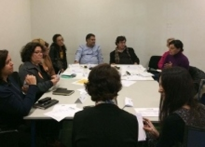 "Focus Group sobre ""Ageing in place"""
